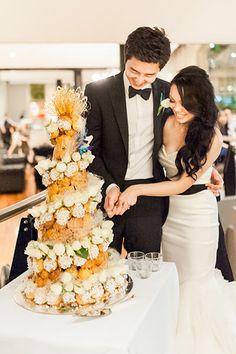 Queensland City Wedding at Restaurant Two. Image: Studio Impressions