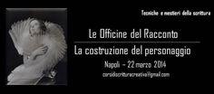 La costruzione del personaggio - Napoli