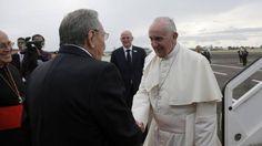 https://flic.kr/s/aHskkBFt1y   Llegada a Cuba del Papa Francisco   Llegada a Cuba del Papa Francisco