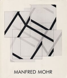 Judge a book.....: Manfred Mohr