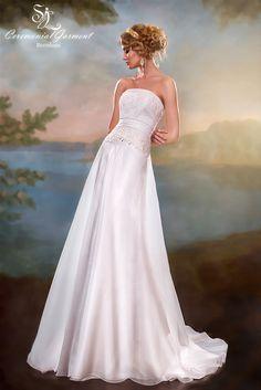 Wedding dress Viola from Svetlana Lyalina