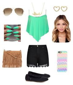 """""""Cute summer outfit """" by audrone-streimikyte on Polyvore"""