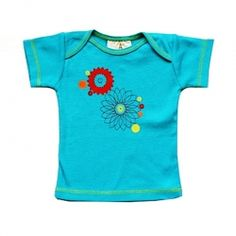 Lovely Blue Kid's Top