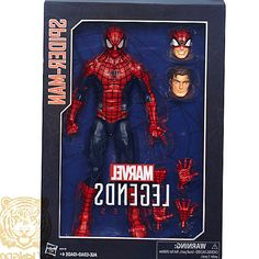 Marvel Legends Series 12 inch SPIDER-MAN Pizza Time Figure Hasbro 1/6. Captain America Hasbro Marvel Legends 12 Collector Series Action Figure. Free 2-day shipping. Buy Marvel Legends Series 12 Spider-Man at Walmart.com. Hasbro all related terms are trademarks of Hasbro. Marvel Legends. #hero #kids #SpiderMan #toys #Marvel #figurines #Collectibles #gifts