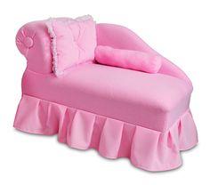 Princess Kids Chaise Lounge