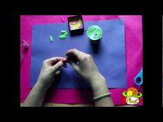 Como realizar una pulsera con pajitas