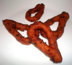 Recetas Sencillas: Mandocas Onion Rings, Ethnic Recipes, Desserts, Food, Simple, Venezuela, Meal, Deserts, Essen