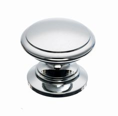 Buy The Top Knobs Polished Chrome Direct. Shop For The Top Knobs Polished  Chrome Ray Inch Diameter Mushroom Cabinet Knob From The Somerset II Series  And ...