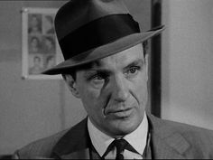 The Untouchables,  Season 1, Episode 16 The St. Louis Story (28 Jan. 1960)   Robert Stack 	, Eliot Ness