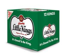 Little Kings Ale- .about 2 cents a case Little King, Bartender, Old School, Ale, Candy, Thoughts, Cream, Creme Caramel, Ale Beer