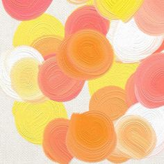 Warm colors. - I'm going to make @Amanda Bee paint this for my living room...you know, when I have one and all...