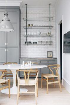 Trouvailles Pinterest: Le gris | Les idées de ma maison Photo: ©Bess Friday #gris #couleur #pinterest #deco                                                                                                                                                                                 Plus