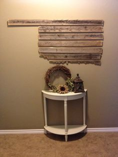 5 piece Wooden Oklahoma wall decor 5ft by 2 1/2 ft by Biblebyhand, $80.00
