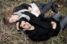 couples portraits, pre wedding shoot. Photographer Hilary Cam