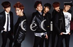 ♡ #VIXX // CeCi Magazine 2014