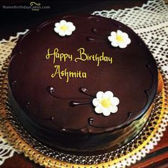 Happy Birthday Ashmita - Video And Images