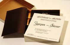 Did she say yes? // MEMORABLE WEDDING INVITATIONS - you're getting married, let the whole world know it...(  designers too. of course !)