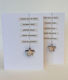 Basteln mit Papier weihnachtskarte