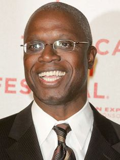 Andre Braugher  American Actor    the guy is a genius!!!!! Would somebody put him in something extraordinary for crying out loud!!!!!