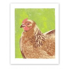 Wendy the Hen by Rigel Stuhmiller