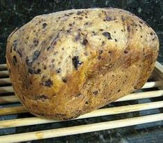 Best Recipes for Your Bread Machine: Kalamata Olive Bread - Bread Maker - Ideas of Bread Maker Kalamata Olive Bread, Best Bread Machine, Bread Maker Machine, Bread Machines, Olive Bread Recipe For Bread Machine, Roasted Garlic Bread Machine Recipe, Bread Machine Cinnamon Rolls, Bread Machine Recipes Healthy, Gourmet