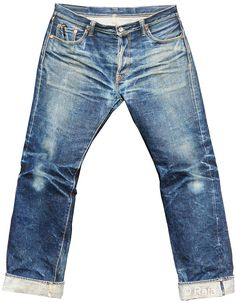 IH-634S-RAW - 8months of wear, 2 initial soaks, 6 washes! #rawdenim #ironheart ⓀⒾⓃⒼⓈⓉⓊⒹⒾⓄⓌⓄⓇⓀⓈ