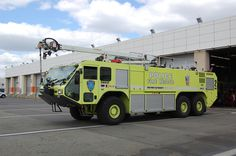 Police Fire Rescue Striker ARFF 6x6