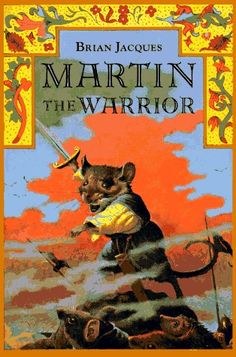 Martin the Warrior - Redwall 6 Book Summary and Study Guide