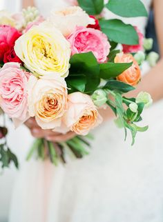 Wedding season is here! Exciting and stressful times ahead for engaged couples. Also, loving all the great colors in the latest 2017 wedding trends. Check out Glam.Gifts for bride & bridesmaids gifts. Credit: Becky Schwartz Photography via GreyLikesWeddings...   #wedding #weddingcake #weddingdecor #weddings #weddinggift #weddingblog #weddinginspo #weddingideas #weddingparty #weddingphoto #weddingplanner #weddingflowers #weddingseason #livethelittlethings #thehappynow #abmlifeisbeautiful #makeyousmilestyle #thatsdarling #glitterguide #pursuepretty #pretty #cute #lifestyle #giftsforwomen #flashesofdelight #livecolorfully #love #handmade #beautiful #bridesmaids www.greylikeswedd...