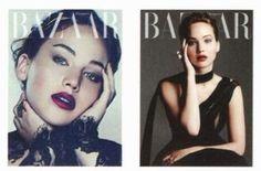 Jen will be on the cover of Harper's Bazaar UK in November!
