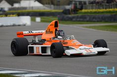 1976 McLaren M23 - Ford (James Hunt)