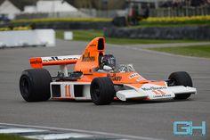 1976 McLaren M23 - Ford (James Hunt)