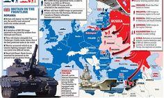 Nato squares up to Putinpraças da Otan até Putin: Como a Rússia beefs up seu poderio militar na fronteira da Europa, Oeste responde com maior demonstração de força desde a Guerra Fria força blindada incluindo 800 soldados britânicos serão enviados para a Estónia para a implantação de seis meses, em Maio próximo Eles, então, ser aliviada por soldados de outra nação da Otan para manter uma presença contínua Ele vem como Vladimir Putin lançou exercícios de defesa nucleares na Rússia e está a…