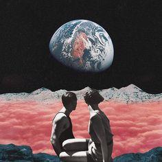 Felipe Posada - theinvisiblerealm #pop #collage #art