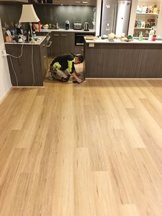 Simple procedure to do your flooring!  Took the carpets off 👉🏼took tiles off 👉🏼 Re level the floors 👉🏼 lay the chosen Hybrid floors 👌  Smiling Rock is here for you to achieve your imagination into reality 💯  Check out the full range we offer: www.smilingrockmelbourne.com.au or call us 0452 481 882  #hybrid #flooring #design #floorboards #homerenovation  #homeinspiration #homeimprovements #indoor #kitchendesign #hallway #livingroom #woodenfloor #flooringinstallation #photooftheday