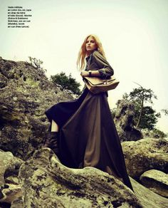 Tessa Van Der Weyden for Marie Claire France