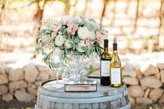 Ashley and Blake's Wedding at Hammersky Vineyards