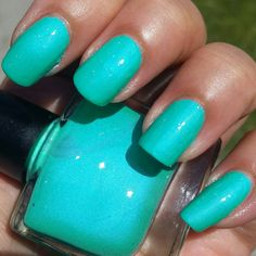 Ms.Sparkle Said HiSingle Ladies Indie Nail by MsSparkleBoutique