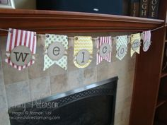 Build a Banner Simply Created Kit, Jenny Peterson, Stampin' Up! Demonstrator, www.lakeshorestamping.com
