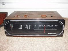 Panasonic Flip Clock RC-6015