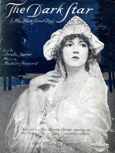 The Dark Star - Marion Davies