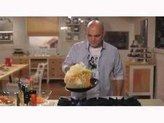 Philips Salad Maker HR1388/50 - Cocinando recetas en WOK con Santiago