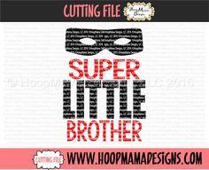 Super Little Brother SVG PNG DXF EPS