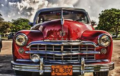 Cuban Cars! (HDR) by Tsvetan Donov, via Flickr