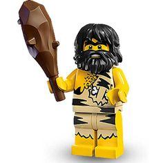 LEGO Minifigures Series 1 (1) Caveman – Người tiền sử