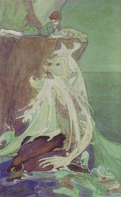 Dorothy Lathrop, 1920, illus. for A Little Boy Lost by Hudson