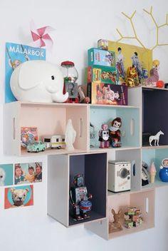 An idea for the kiddo's room / Une idée pour la chambre des minis