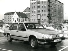Volvo 940 saloon Picture #1 of 1 My all-time favorite car that I owned for eighteen years and 150,000 Miles!,  k.W.