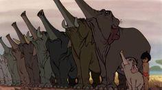 Upcycled Steampunk Clothing, Elephant Helmet, Jungle Book, Elephant Troops, Colonel Hathi Elephant C Film Disney, Disney Pixar, Disney Characters, Disney Love, Disney Magic, Disney Stuff, The Jungle Book, Elephant Costumes, Elephants Never Forget