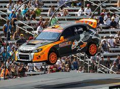 Subaru Puma Rallycross Team